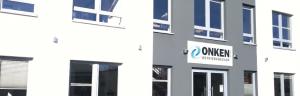 Bild des Verwaltungsgebäude der Uwe Onken GmbH