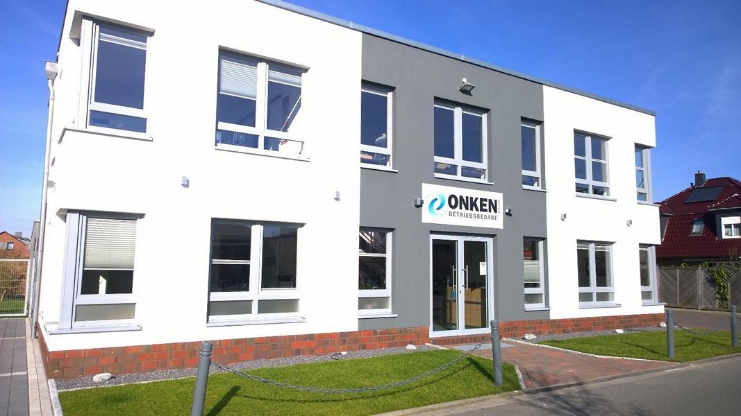 Bild des Verwaltungsgebäudes der Uwe Onken GmbH